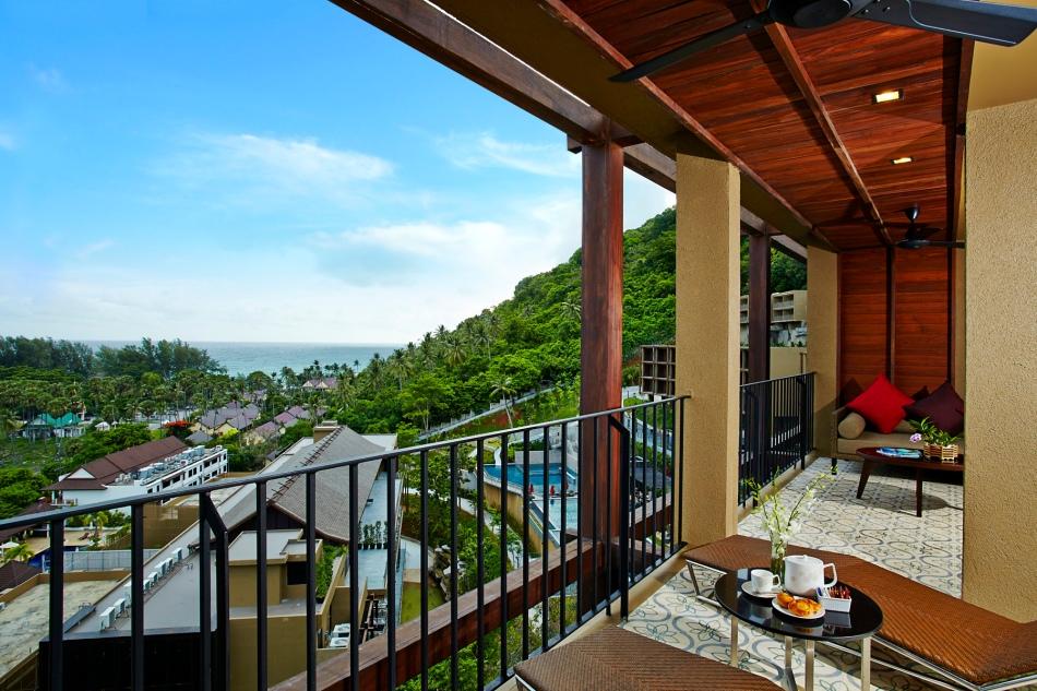 U Sunsuri Phuket view