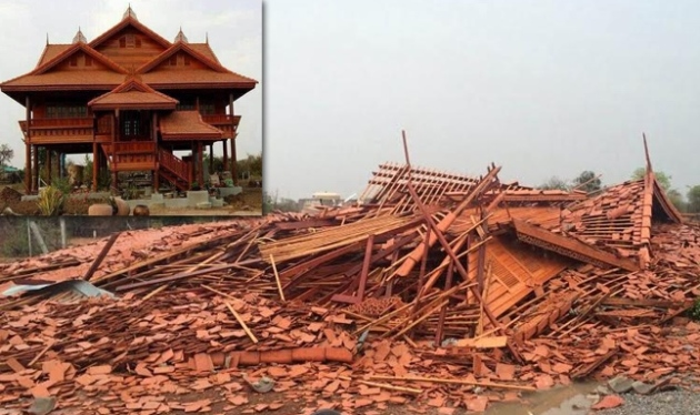 พายุถล่มโคราช-บ้านทรงไทยราคา-3-ล้าน-พังเป็นซาก